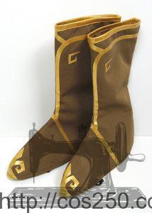 逆転裁判6 ナユタ 風コスプレ衣装オーダメイド製作サンプルです。