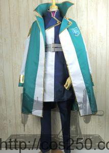 鉄血のオルフェンズ ラスタル・エリオン 風 コスプレ衣装オーダー製作サンプル