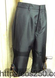 フローズンファンタジーパレード ダンサー 風 コスプレ衣裳オーダー製作サンプルです。