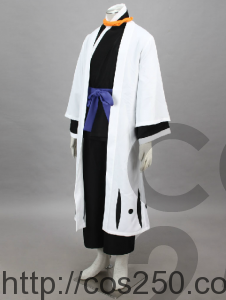 27.bleach_gotei_thirteen_kaname_t_sen_captain_of_the_9th_division_soul_reaper_kimono_cosplay_costumes_4