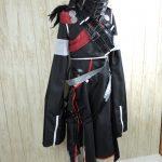 ファンタシースターオンライン2 ベルトパンク影 風 コスプレ衣裳オーダー製作サンプル