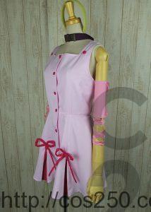 ジョジョの奇妙な冒険 第4部  杉本鈴美 風 コスプレ衣裳オーダー製作サンプル