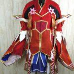 ファンタシースターオンライン2 八坂火継 風 コスプレ衣裳オーダー製作サンプル