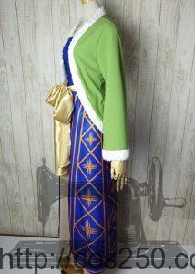 式姫Project 天仙 風 コスプレ衣装オーダー製作サンプル