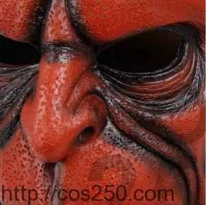 ヘルボーイ Hellboy マスク 仮面 オーダーメイド製作