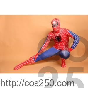 スパイダーマン コスプレオーダーメイド製作