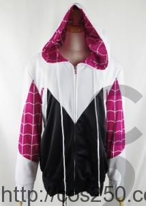 スパイダーマン スパイダーグウェン 風コスプレオーダーメイド