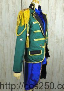 うたの☆プリンスさまっ♪ Shining Dream Festa 愛島セシル 風 コスプレ衣裳オーダー製作サンプル