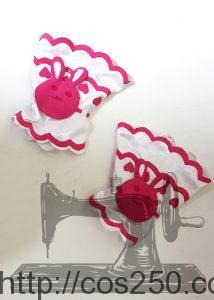 プリパラ 真中のん 風 コスプレ衣裳オーダー製作サンプル