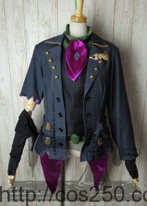 ファイアーエムブレムヒーローズ  ジョーカー 風 コスプレオーダメイド衣装制作サンプル