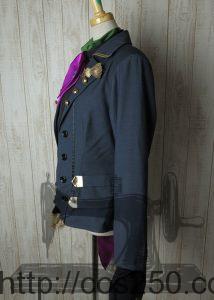 左横デザイン ファイアーエムブレムヒーローズ ジョーカー風 コスプレ衣裳オーダー製作サンプル