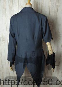 後ろデザイン ファイアーエムブレムヒーローズ ジョーカー風 コスプレ衣裳オーダー製作サンプル