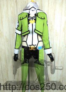 ソードアートオンライン シノン 風コスプレオーダメイド衣装制作サンプル