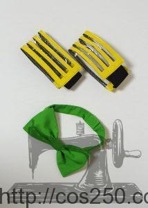 鏡音レン レシーバー 風コスプレ衣装オーダメイド製作サンプル