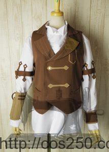 A3!  皆木綴 風コスプレオーダメイド衣装制作サンプル