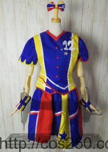 私立恵比寿中学 中山莉子 風コスプレオーダメイド衣装制作サンプル