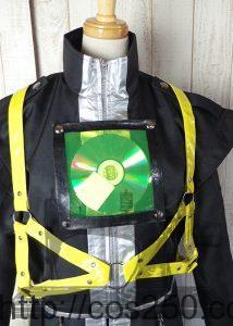 メトロノーム TALBO-01 風 コスプレ衣装オーダー製作サンプル