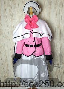 魔法少女リリカルなのはStrikerS  キャロ・ル・ルシエ 風コスプレオーダメイド衣装制作サンプル