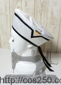 帽子 魔法少女リリカルなのはStrikerS キャロ・ル・ルシエ 風 コスプレ衣裳オーダー製作サンプル