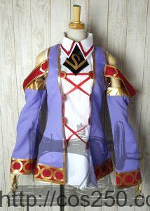 あいりすミスティリア!  ラディス 風コスプレオーダメイド衣装制作サンプル