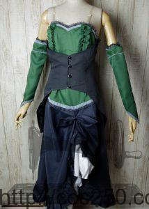 Unlight  ビアギッテ 風 コスプレオーダメイド衣装制作サンプル