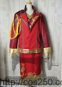 ミュージカル刀剣乱舞 大倶利伽羅 風 コスプレオーダメイド衣装制作サンプル