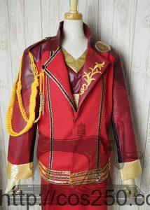ジャケット ミュージカル刀剣乱舞 大倶利伽羅 風 コスプレ衣裳オーダー製作サンプル