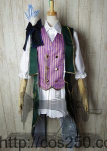 DAME×PRINCE  ヴィーノ・フォン・ロンザード 風 コスプレオーダメイド衣装制作サンプル