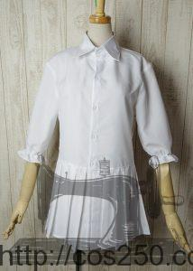 シャツ DAME×PRINCE ヴィーノ・フォン・ロンザード 風 コスプレ衣裳オーダー製作サンプル