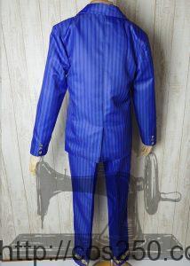 後ろデザイン 夢王子と眠れる100人の国の王子様 オズワルド 風 コスプレ衣裳オーダー製作サンプル