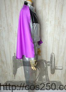 横デザイン クラシカロイド ショパン 風 コスプレ衣裳オーダー製作サンプル