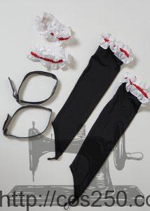 たとえ灰になっても クロエル 風 コスプレ衣装オーダー製作サンプル