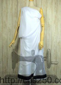 ワンピース 超獣機神ダンクーガ シャピロ・キーツ 風 コスプレ衣裳オーダー製作サンプル