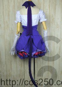 キラキラ☆プリキュアアラモード キュアマカロン 風 コスプレ衣裳オーダー製作サンプル