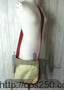 ショルダーバッグ ディズニー チップとデール  風 コスプレオーダメイド衣装制作サンプル