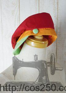 ベレー帽 ディズニー チップとデール  風 コスプレオーダメイド衣装制作サンプル
