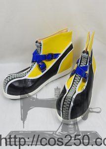 キングダムハーツⅡ ソラ 風 コスプレ衣裳ブーツ オーダー製作サンプル
