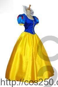 白雪姫 Snow white コスプレオーダー衣装製作