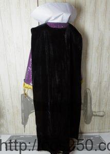 白雪姫 継母(ウィックドクイーン)  風コスプレ衣装オーダメイド製作サンプル
