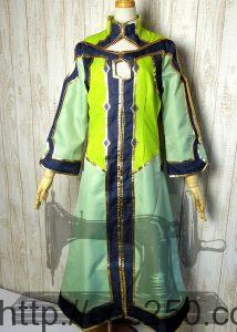 テイルズオブシンフォニア マーテル・ユグドラシル  風コスプレ衣装オーダメイド製作サンプ