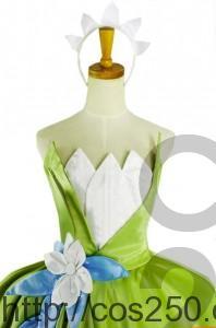 ディズニー プリンセスと魔法のキス ティアナ
