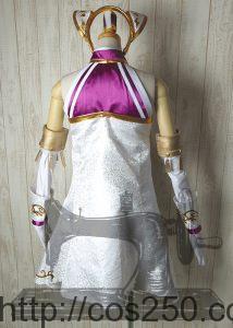 ファイナルファンタジー ブレイブエクスヴィアス 桜雪の賢者サクラ 風コスプレ オーダーメイド 制作 サンプルです。