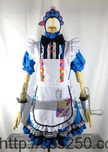 キティカフェ チーフ 風 コスプレ衣装オーダー製作サンプル