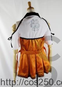 零 ~濡鴉ノ巫女~ 不来方夕莉 風コスプレ衣装オーダー衣装サンプル